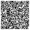 QR code with C & H Taxi Service contacts
