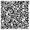 QR code with S & J Insurance Incorporated contacts