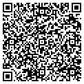 QR code with P&K Construction Inc Arkansas contacts