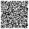 QR code with J & J Brokerage & Bottle contacts