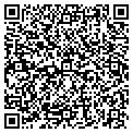 QR code with Damgoode Pies contacts
