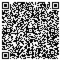 QR code with B & B Floor Covering contacts