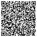 QR code with R F Sheppard Trucking Inc contacts