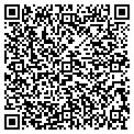 QR code with T & T Barber & Beauty Salon contacts