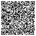 QR code with F & E Aircraft Maintenance contacts