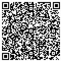 QR code with G & R Creations Inc contacts
