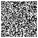 QR code with B&D Transportation Consultants contacts