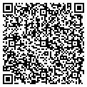 QR code with D & B Mapping & Surveying contacts