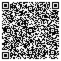 QR code with B R Johnson Insurance contacts