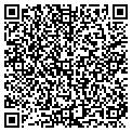 QR code with F & F Alarm Systems contacts