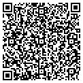 QR code with H-C Trailer Rental contacts