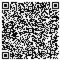 QR code with R & S Plumbing Heating & Air contacts