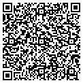 QR code with F & F Custom Boats & Repair contacts