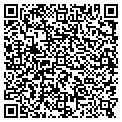 QR code with D & C Sales & Service Inc contacts