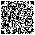 QR code with B & C Oil Field Cont Inc contacts