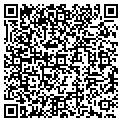 QR code with M H Bitely Farm contacts