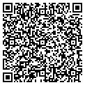 QR code with G & G Auto Parts & Service contacts