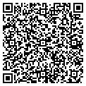 QR code with J & B Auto Sales contacts