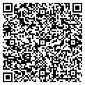 QR code with D & C Wrecker contacts