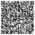 QR code with R & B Tire & Automotive contacts