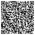 QR code with C M & D Auto Sales contacts