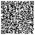 QR code with H & F Auto Repair & Sales contacts
