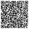 QR code with DBC Properties contacts