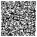 QR code with R & D Medical Staffing Inc contacts