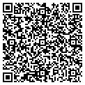 QR code with D & T Concessions contacts