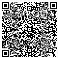 QR code with Jim & Jason's Barber Shop contacts