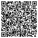 QR code with C & R Liquor Inc contacts