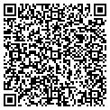 QR code with B & B Auto Salvage contacts