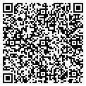 QR code with H & H Tire & Lube contacts
