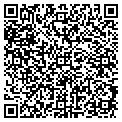 QR code with H & H Custom Mill Work contacts