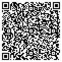 QR code with S&K Famous Brand Menswear contacts