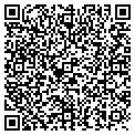 QR code with S & H Ind Service contacts
