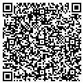 QR code with K & P Flying Service contacts