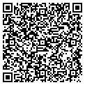 QR code with S & K Famous Brands Menswear contacts