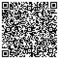 QR code with C & S Auto Sales contacts