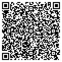 QR code with D & H Construction Co Inc contacts