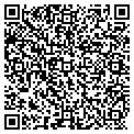 QR code with B & B Machine Shop contacts