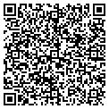 QR code with D & E Enterprises contacts