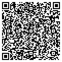 QR code with D & C Plumbing contacts