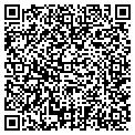 QR code with K & J Food Store Inc contacts