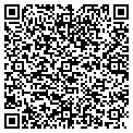 QR code with M S Ves Hair Room contacts