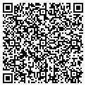QR code with B & T Auto & Truck Sales contacts