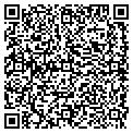 QR code with George L Whiteside DDS PA contacts