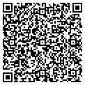 QR code with P & L Automotive contacts