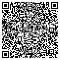 QR code with Vinnies Hllywood Hlls Barbr Sp contacts