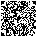 QR code with D & D Modular Service contacts